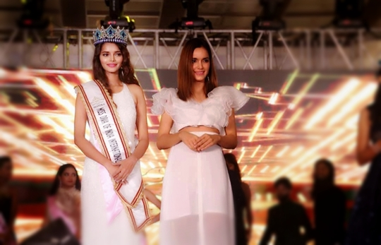Aavya Gupta  Winner Of  Miss Diva Of India International 2019 Season 4