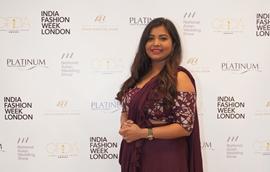 Nikita Nayak's Collection Dazzles Across Borders