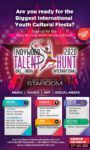 Indywood Talent Hunt International 2020 ; The Biggest Talent Youth Festival to be conducted virtually this year for the first time