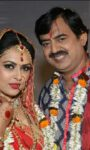 Gopal Singh Sat Phere With Dhani Shree On The Set Of Milan  The Wedding Photo Went Viral