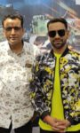 Dinesh Lal Yadav Nirhua Starrer Film ARMY Grand Muhurat Concluded In Mumbai Director Sujit Kumar Singh Being Prosuced by Murli Lalwani